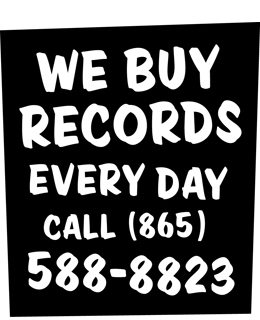 We Buy and Sell Vinyl Records Every Day
