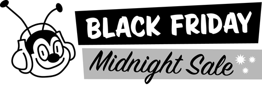 Black Friday midnight sale at Wild Honey Records