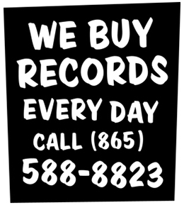buy and sell vinyl records at wild honey records knoxville