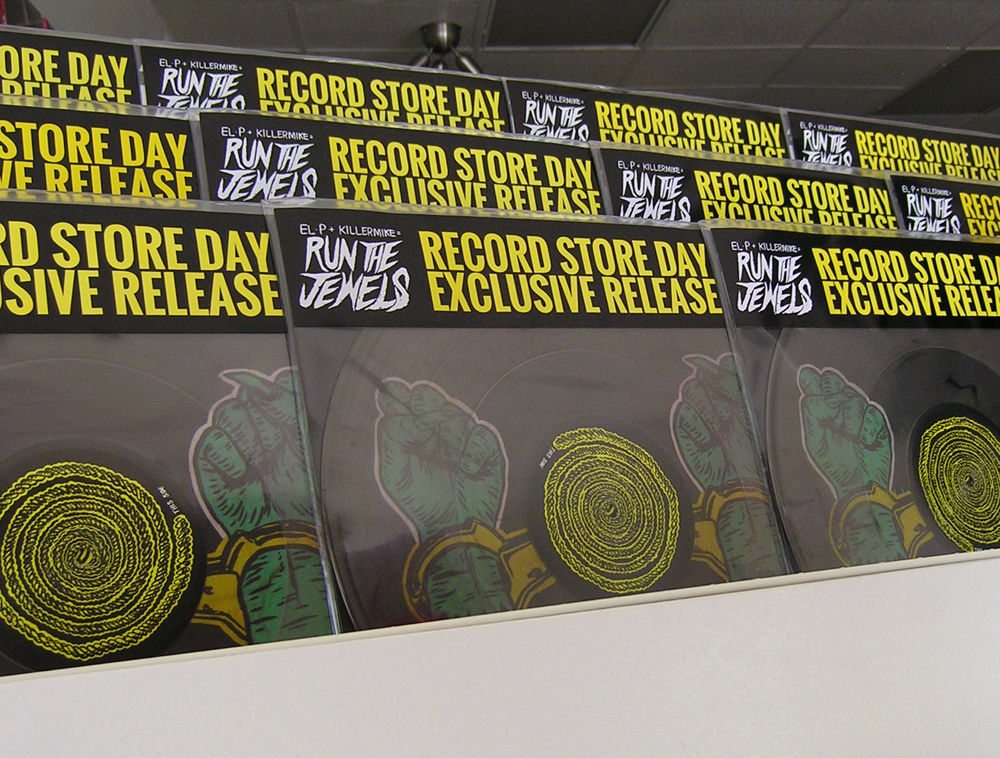 Run The Jewels RSD