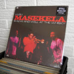 38_HUGH_MASEKELA_alive_and_well_at_the_whiskey_VINYL_Wild_Honey_Records_Knoxville_Tennessee_record_store